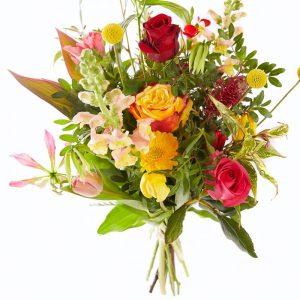 Kleurrijke Valentijn